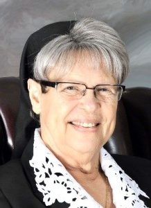 Photo of Sr. Ann Elise Sonnier, SSF