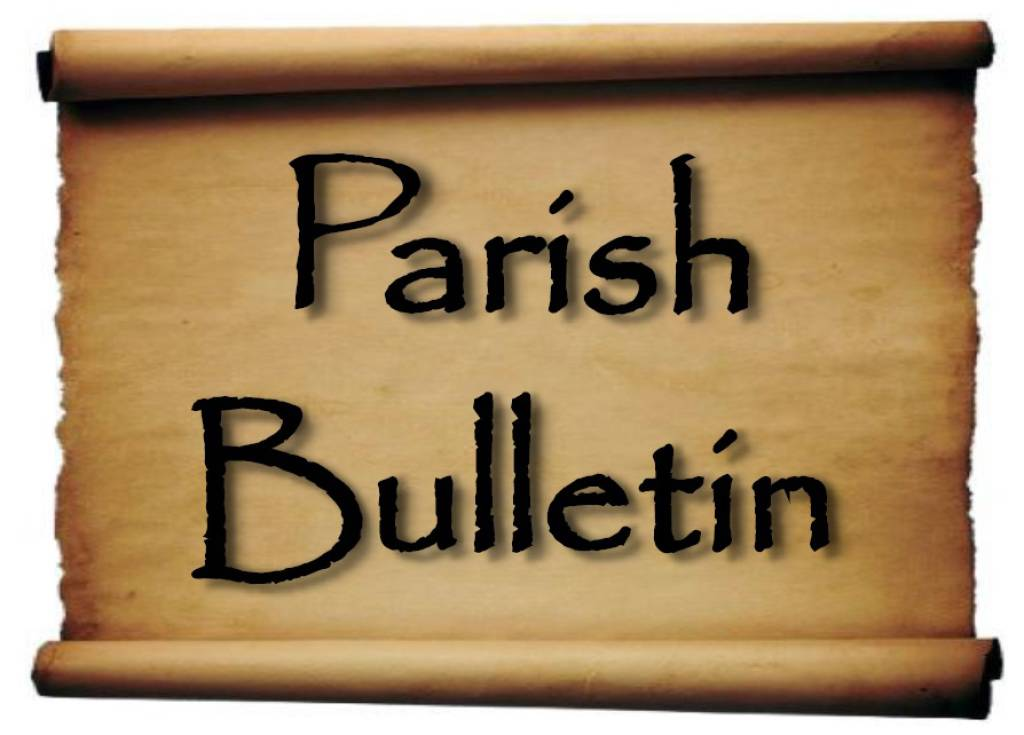 Parish Bulletins