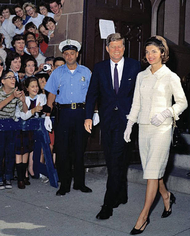 JFK and Jackie O
