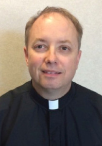 Photo of Rev. Thomas M. Mahoney