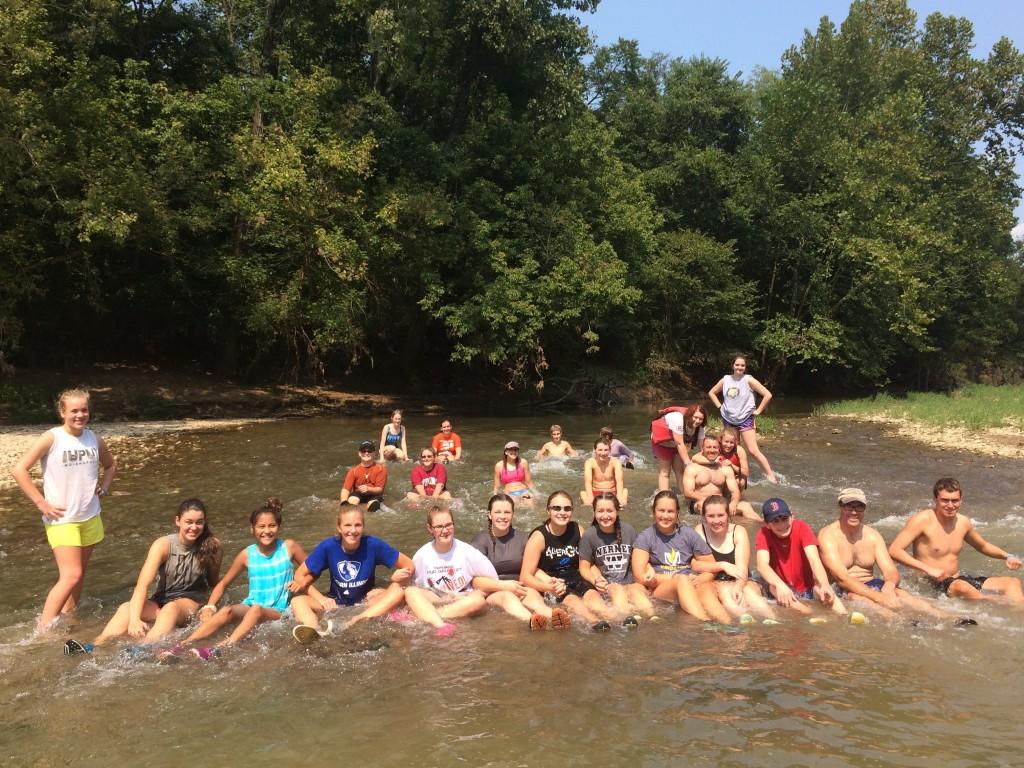 canoe trip photo