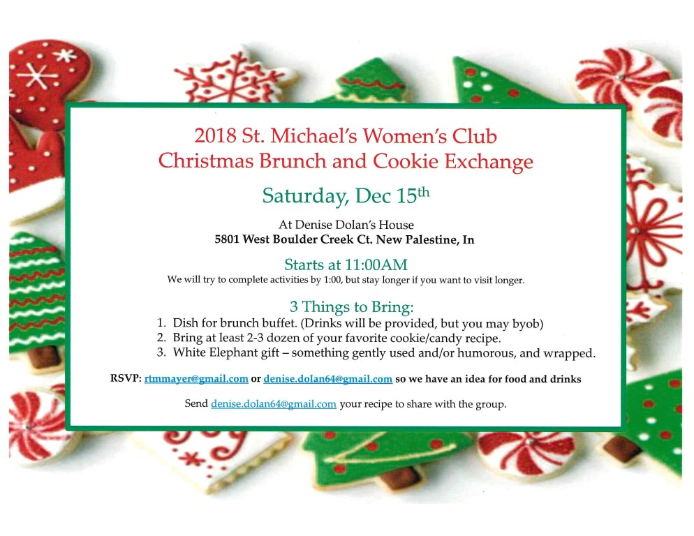 Women's Club Christmas