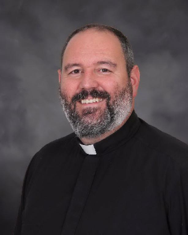 Fr. Aaron Jenkins