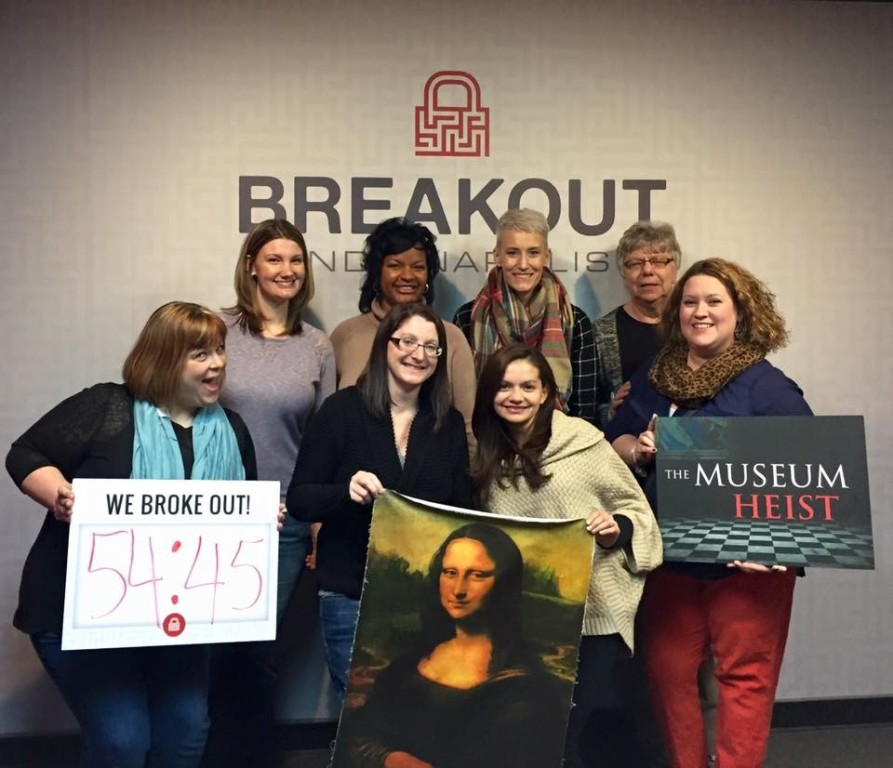 February 2016 – Breakout Indianapolis