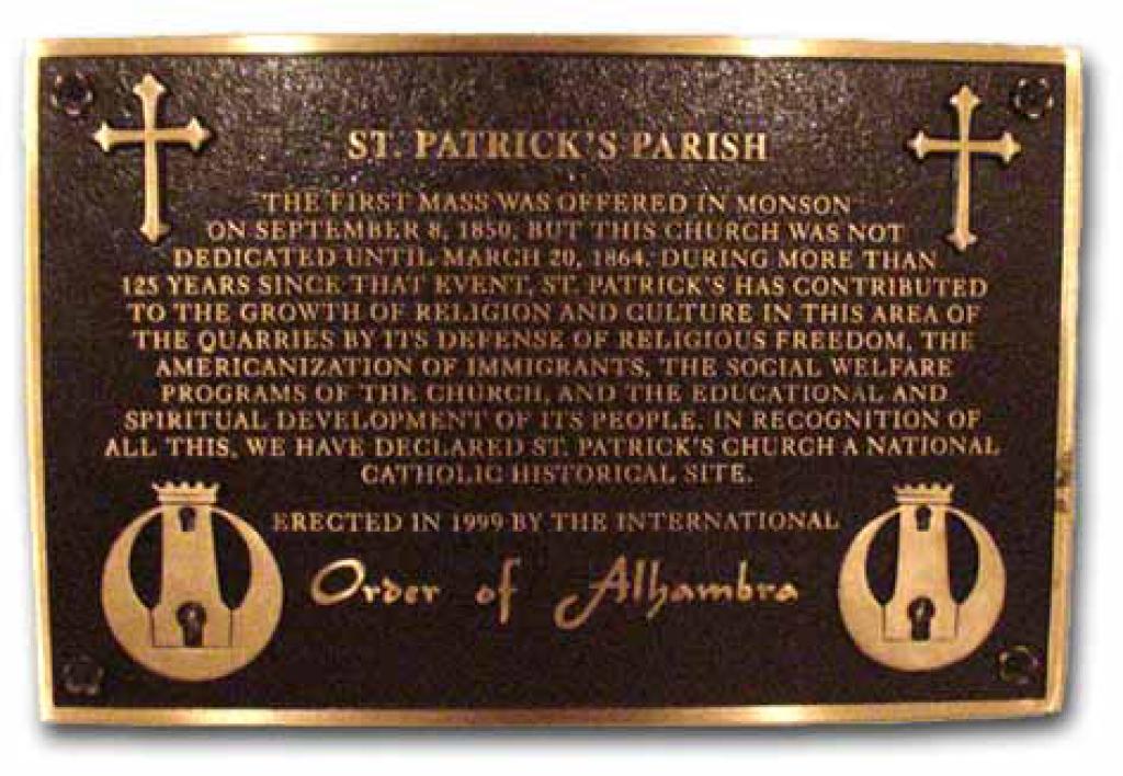 History St. Patricks