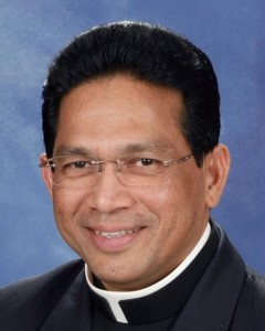 Photo of Father Joy Nellissery