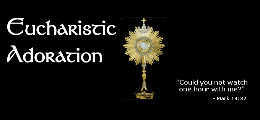 Image result for eucharist adoration