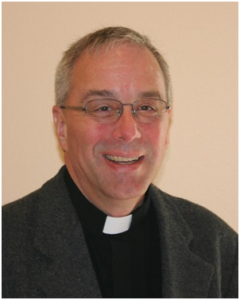 Photo of Father Michael Petrie