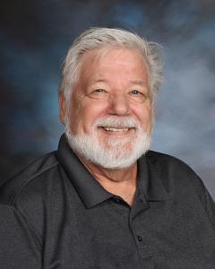 Photo of Deacon Jim Chrisien