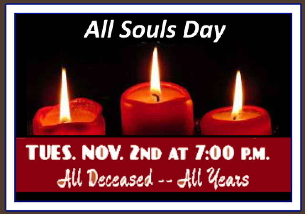 All Souls Day Information