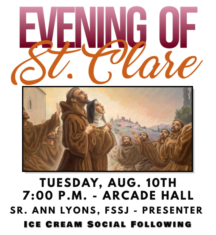 Evening of St. Clare