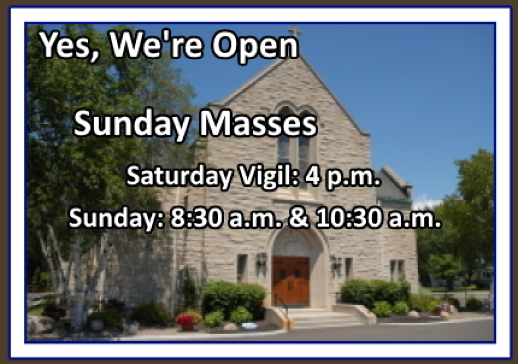 Yes We Are Open Information