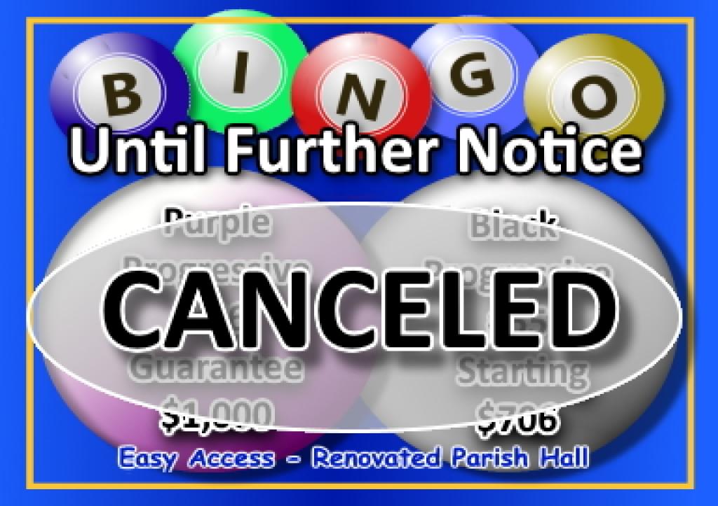 Bingo Flier