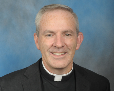 Photo of Rev. John E. Stanton