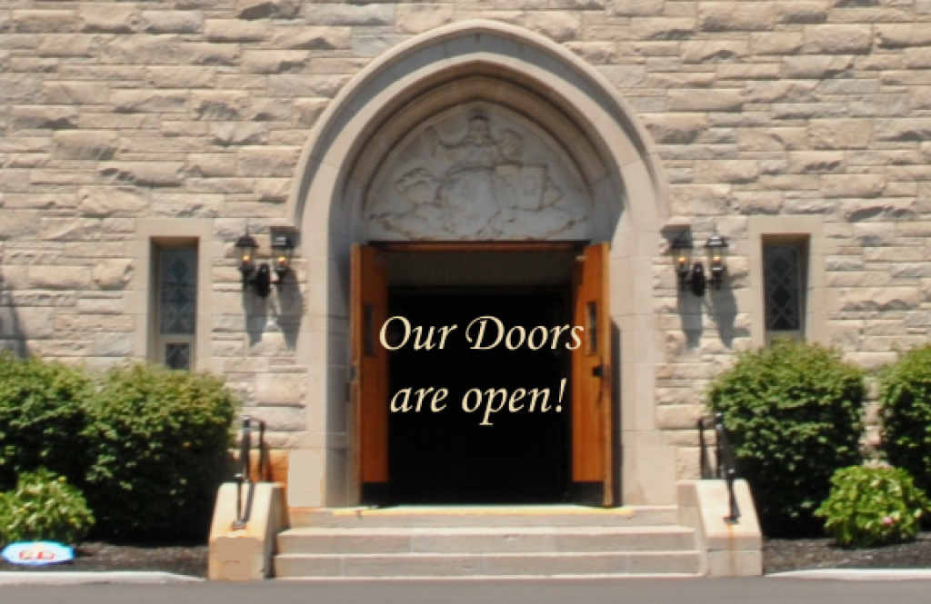 Open Doors at St. John XXIII