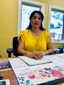 Photo of Jenny Amaguayo