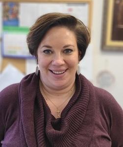Photo of Ms. Merideth Johnson