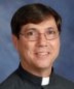 Photo of Reverend Michael Oenbrink