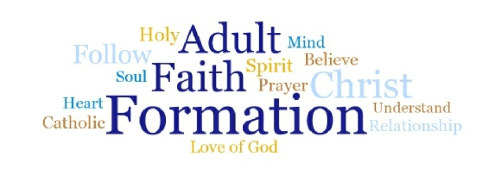 Adult Faith Formation Image
