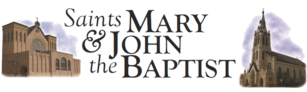St. Mary & St. John the Baptist Catholic Parishes