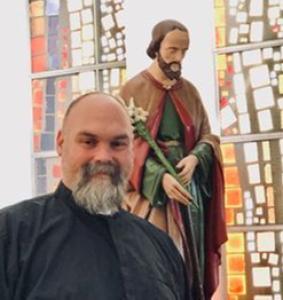Photo of Rev. Fr. Michael Lightner