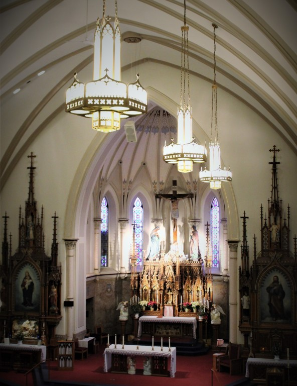 St. Mary Interior
