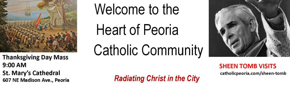 Heart of Peoria Catholic Community