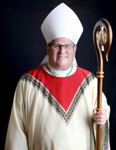 Photo of Bishop Lou Tylka