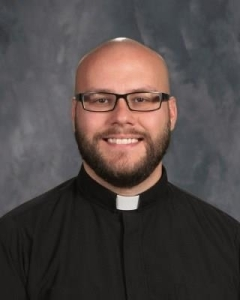 Photo of Fr. Eric Bolek