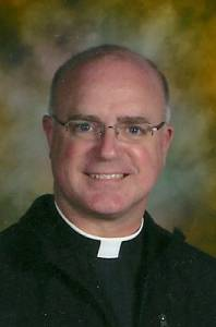Photo of Reverend Michael D. Ausperk