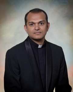 Photo of Father Kumar Reddimasu