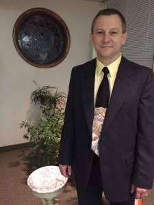 Photo of Mr. Jim McCullough