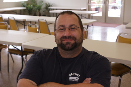 Photo of Mr. Joseph Mazzie