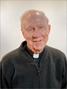 Photo of Reverend Msgr. Edward Ciuba