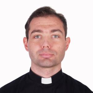 Photo of Reverend Marcin Kuperski