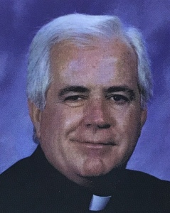 Photo of Reverend George Ruane