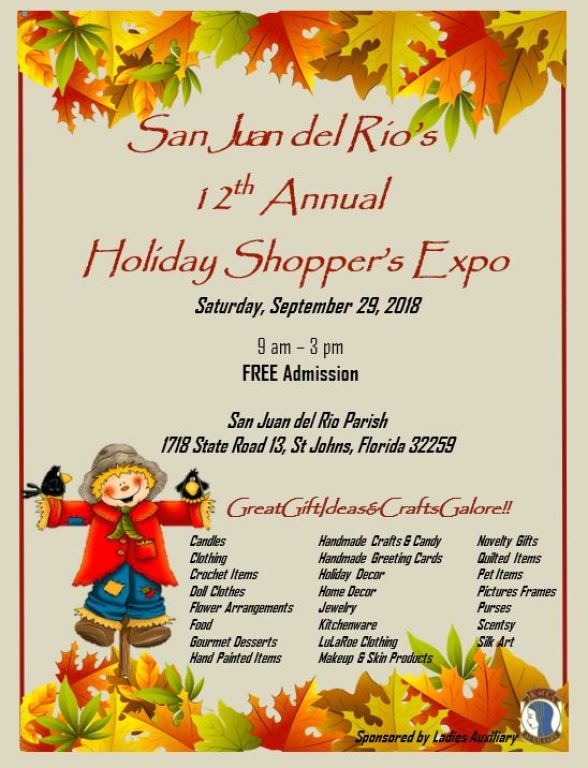 Holiday Shoppers Expo
