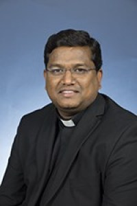 Photo of Father Dilip Pally, M.S.F.S.