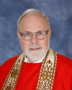 Photo of Fr. Charles Speicher