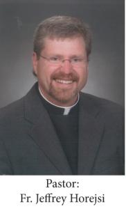 Photo of Fr. Jeffrey Horejsi