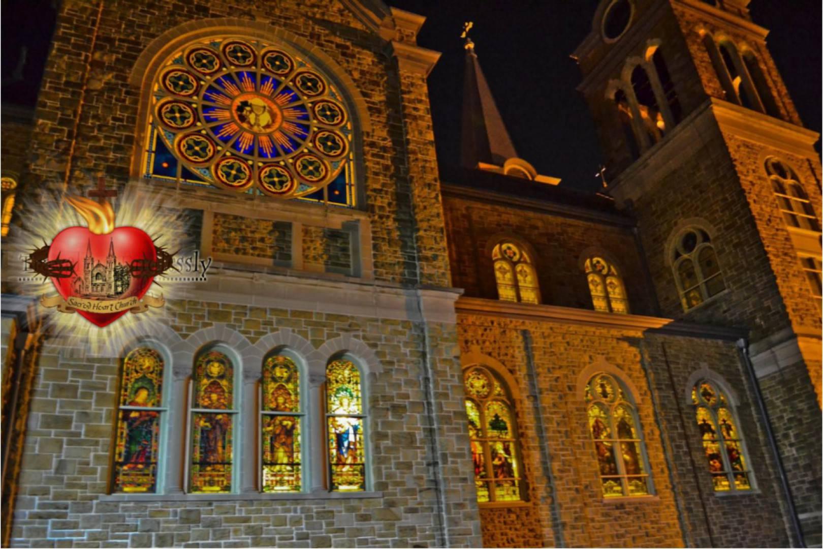 sacred heart of jesus roman catholic church