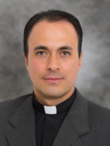 Photo of Rev. Raúl Posada Valencia
