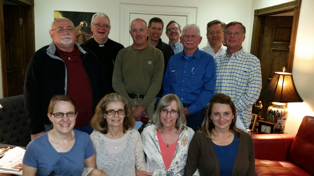2016 Parish Council Members
