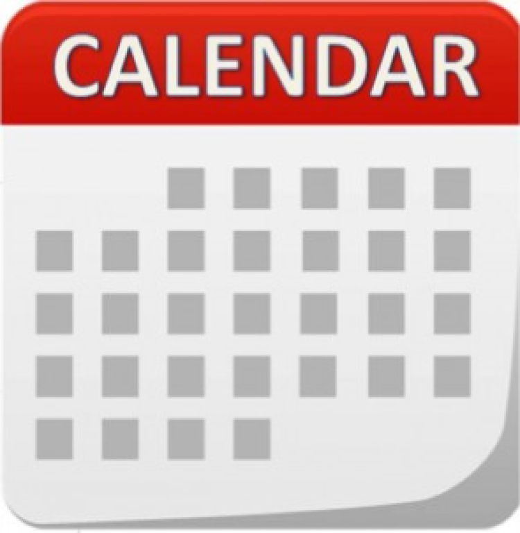 PSR / Youth Academic Calendar Icon