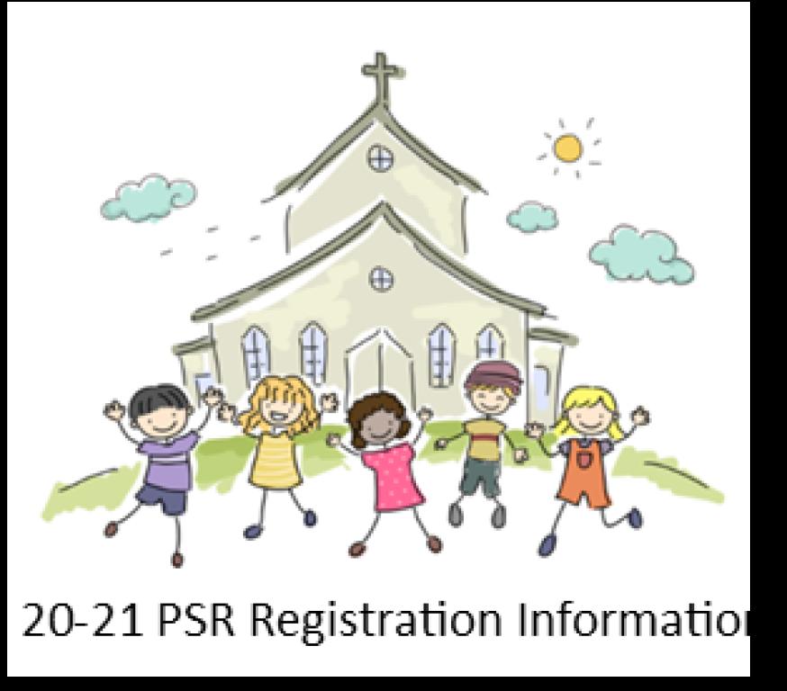 20-21 PSR Registration Information
