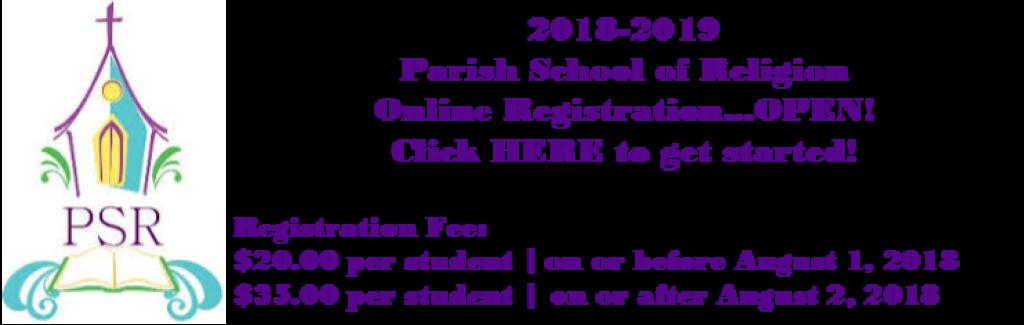 ICON PSR Registration