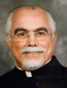 Photo of Deacon Ramon Rodriquez