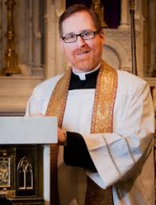 Photo of Father Matthew Reese