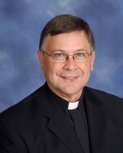 Photo of Rev. Daniel Staublin
