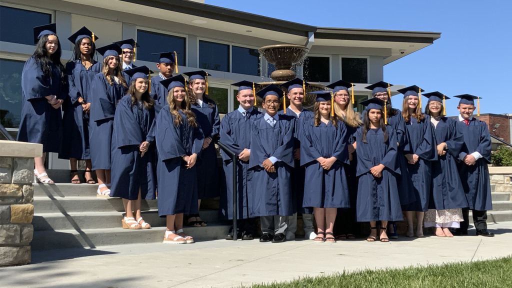 2021 Borromeo Academy Graduates Photo